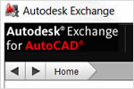 AutoCAD 2013: Autodesk Exchange для AutoCAD