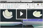 AutoCAD 2013: управление видовым экраном в рабочей области