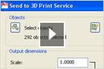 AutoCAD 2013: 3D-печать моделей AutoCAD