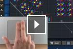 Жесты «Multi-touch» (только для Mac)
