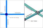 Optimieren Sie Ihre Projekte im Tief- und Ingenieurbau mit Modellierungswerkzeugen für Druckrohre.