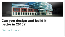 Can you design and build it better in 2013?