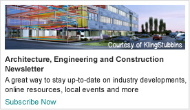 Architecture, Engineering and Construction Newsletter