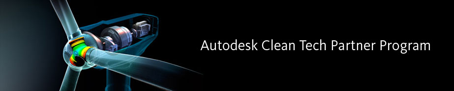Autodesk Clean Tech Partner Program