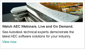 Watch AEC Webinars. Live and On Demand.