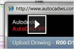Vídeo de aprendizaje de AutoCAD 2013 sobre AutoCAD WS