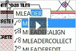 Mejoras de la línea de comandos en AutoCAD 2013